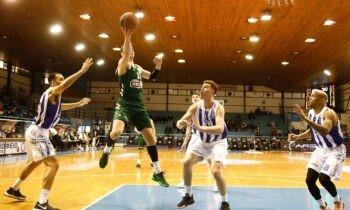 Ένα ζήτημα ακόμα τακτοποιήθηκε στην Κανονική Περίοδο της Basket League μετά τη νίκη του Παναθηναϊκού στη Θεσσαλονίκη επί του Ηρακλή.