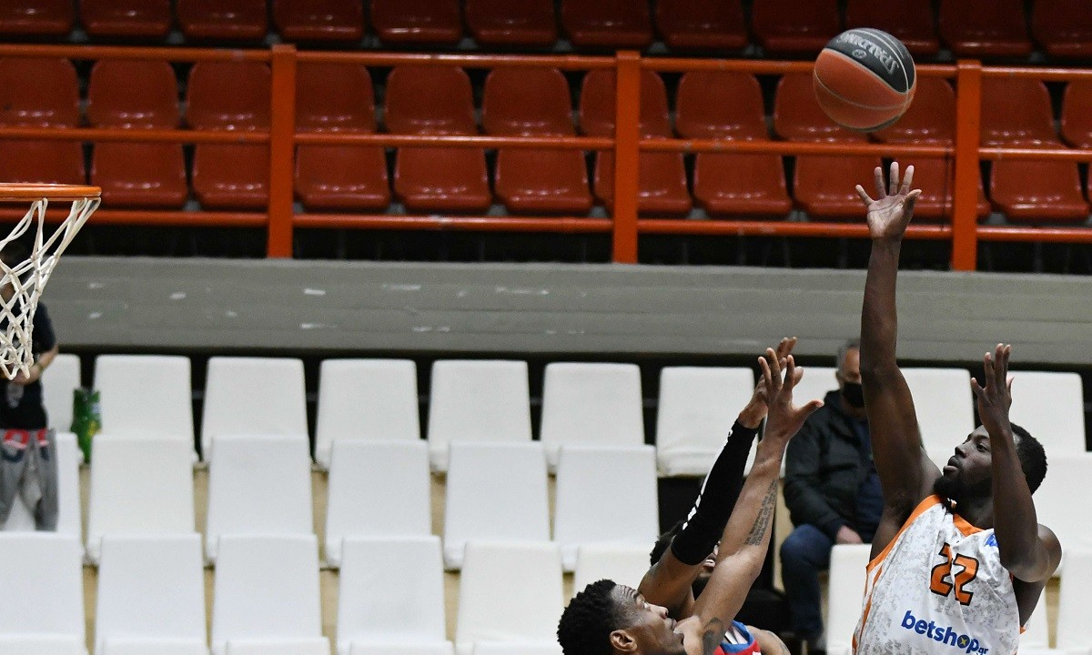 Basket League: «Back to back» MVP ο Τζέριαν Γκραντ!