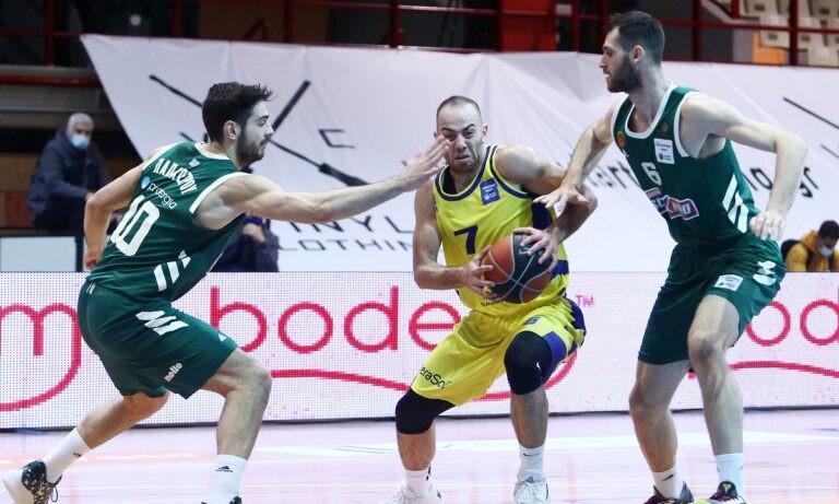 Basket League: Ντέρμπι κορυφής στο ΟΑΚΑ
