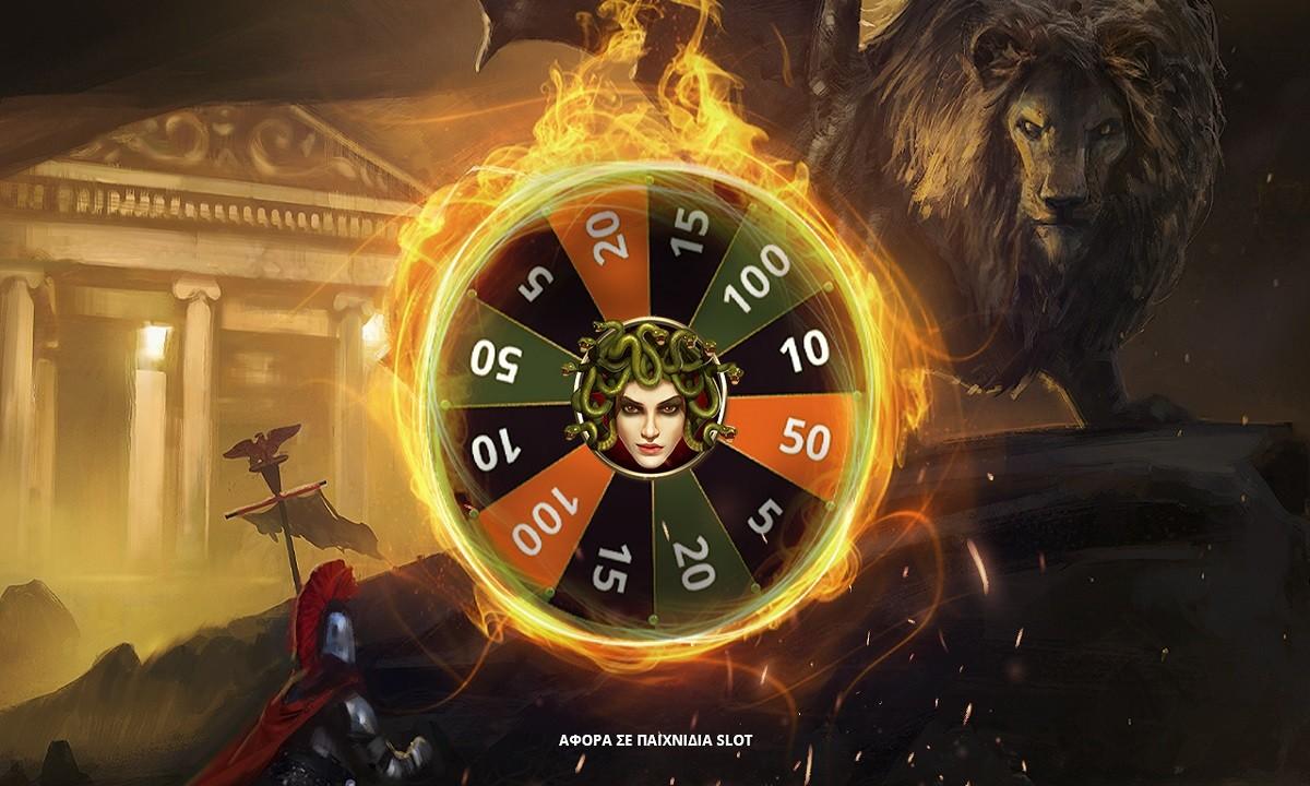 Divine Fortune – Divine Fortune Megaways: Η ελληνική μυθολογία στο καζίνο στην Novibet