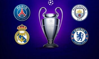 Παρί Σεν Ζερμέν. Μάντσεστερ Σίτι. Τσέλσι. Και μόνο μία παραδοσιακή δύναμη, η Ρεάλ Μαδρίτης. Τα ημιτελικά του Champions League, ιντριγκάρουν!