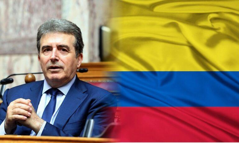 Δολοφονία Καραϊβάζ: H στυγνή και άνανδρη δολοφονία του Γιώργου Καραϊβάζ μας κάνει και επίσημα την Κολομβία της Ευρώπης.