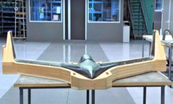 DELAER RX-3: Τελειώνει η κατασκευή του ελληνικού drone - Πάει στις εγκαταστάσεις της INTRACOM DEFENSE