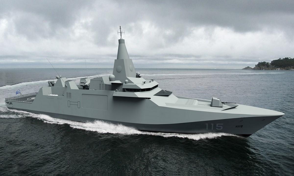 Φρεγάτες: Πάει για Σεπτέμβριο η απόφαση για τα νέα πλοία του Πολεμικού Ναυτικού