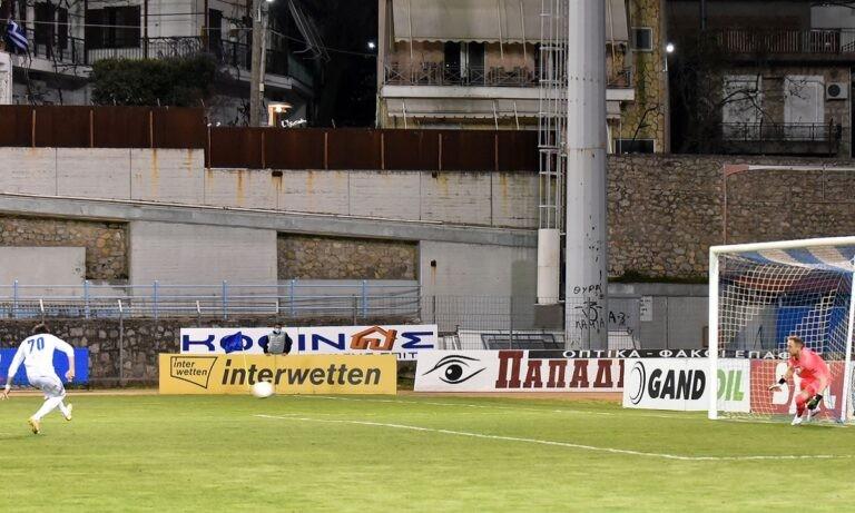 Λαμία: Το γκολ του Ντέλετιτς που… «δείχνει» το πρόβλημα