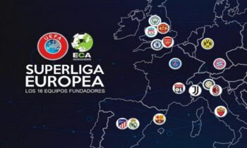 European Super league VS Champions League: Πέντε φορές περισσότερα έσοδα για τα μεγάλα κλαμπ!