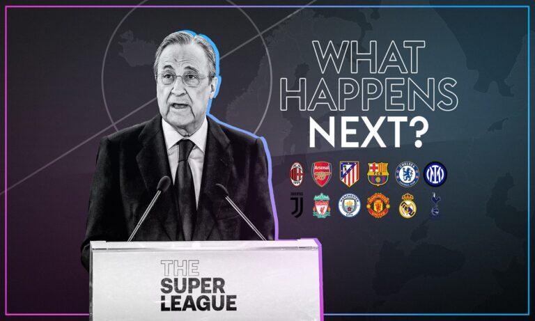 European Super League: Πραξικόπημα για το καλό του ποδοσφαίρου;