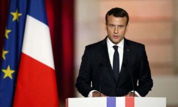 Μακρόν για European Super League: «Μπράβο στις γαλλικές ομάδες για την απόφαση τους να μην συμμετάσχουν»