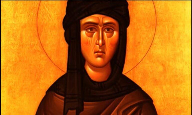Εορτολόγιο Κυριακή 18 Απριλίου: Ποιοι γιορτάζουν σήμερα