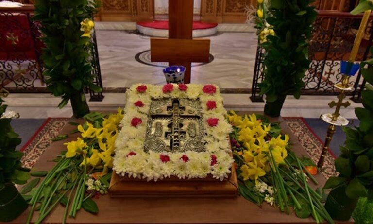 Εορτολόγιο Κυριακή 4 Απριλίου: Ποιοι γιορτάζουν σήμερα