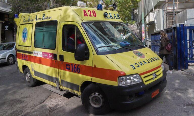 Επίθεση με καυστικό υγρό: Στο νοσοκομείο μεταφέρθηκε το θύμα