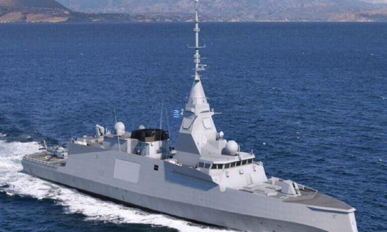 Φρεγάτες: Οι Γάλλοι δίνουν μαζί με τις Belharra ότι θέλει η Ελλάδα, αποκάλυψε σε συνέντευξή του ο αντιπρόεδρος της Naval Group.
