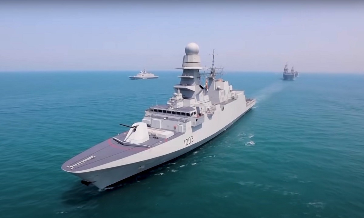 Φρεγάτες: Ήρθε και η πρόταση για τις ιταλικές Fremm και πλοία ενδιάμεσης λύσης τις Maestrale