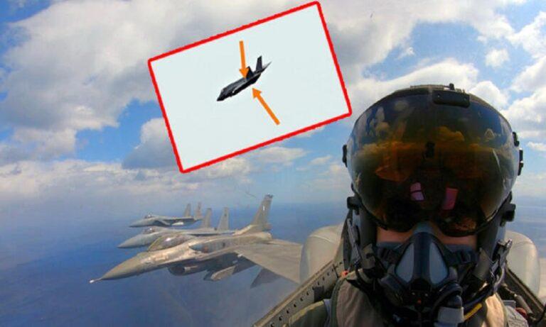 Τούρκοι: 60 μαχητικά στοχεύουν ταυτόχρονα την Τουρκία – Σοκ με τα F-35 του Ισραήλ