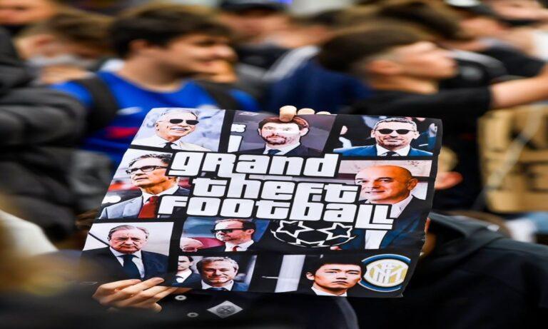 20/4/21- Η ημέρα που οι οπαδοί του ποδοσφαίρου διέλυσαν το πραξικόπημα των πλουσίων…