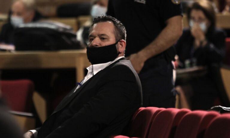 Γιάννης Λαγός: Θα εισπράττει κανονικά μισθό ευρωβουλευτή όσο είναι στη φυλακή