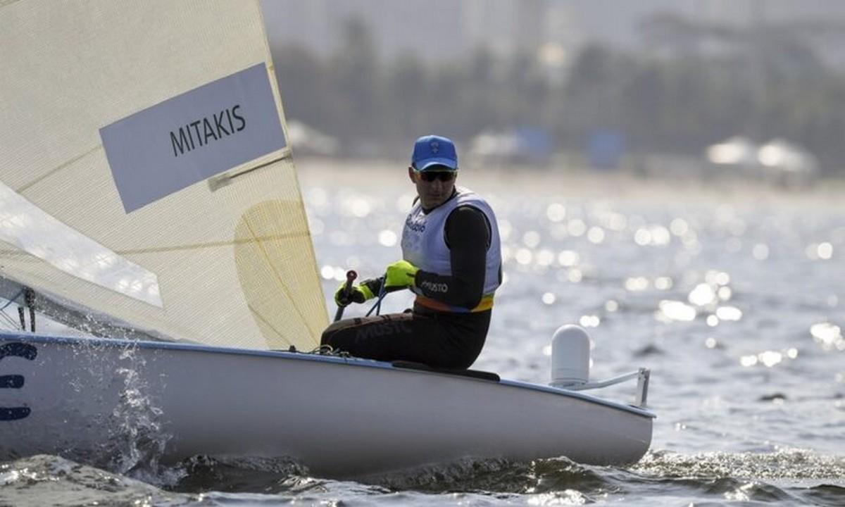 Ιστιοπλοΐα – Μιτάκης: Στην ένατη θέση ο Έλληνας πρωταθλητής