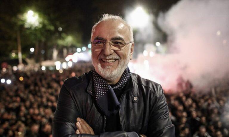 Σαββίδης: «Θα γράψουμε πολλές ακόμα ένδοξες σελίδες, πάντα θα είμαι δίπλα σας»