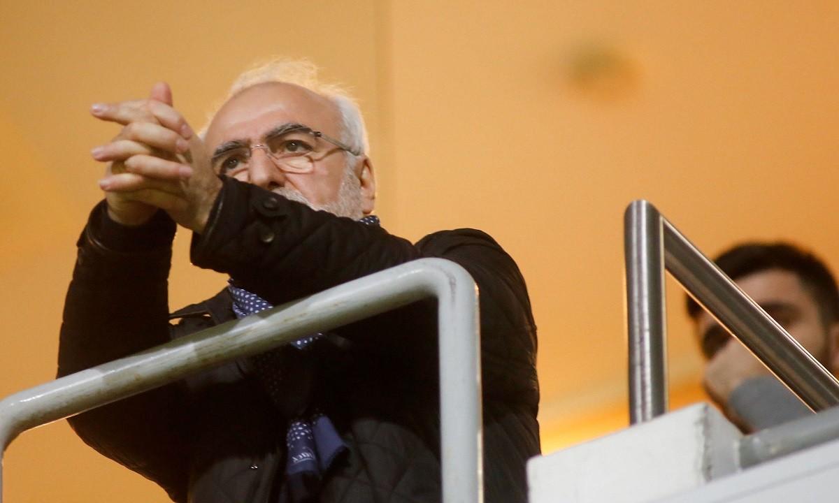 ΠΑΟΚ: Σύνθημα αντεπίθεσης από Σαββίδη προς τους ποδοσφαιριστές – «Κάντε με περήφανο»