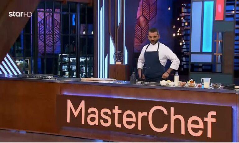 MasterChef trailer 18/4: Κυριακάτικο Master Class με… σουβλάκι από τον Λεωνίδα Κουτσόπουλο (vid)