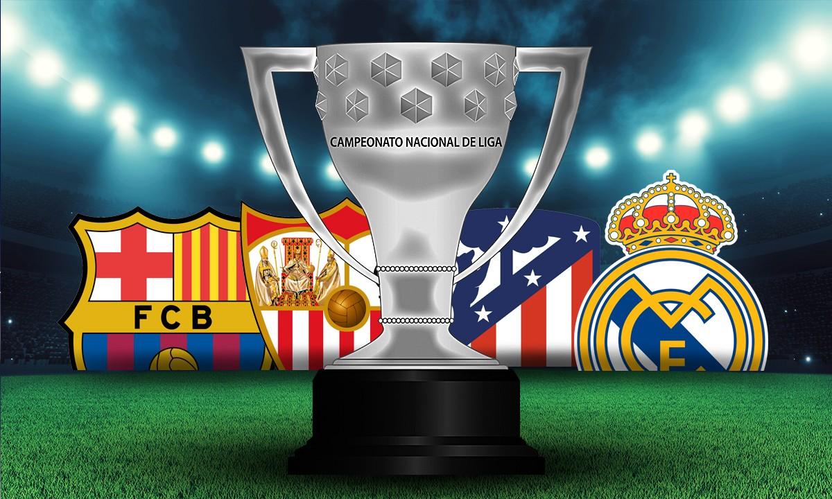 La Liga: Αυτόν τον τίτλο ποιος θα τον πάρει;