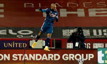 Σέφιλντ Γιουνάιτεντ - Άρσεναλ 0-3: Ελπίζει με Λακαζέτ