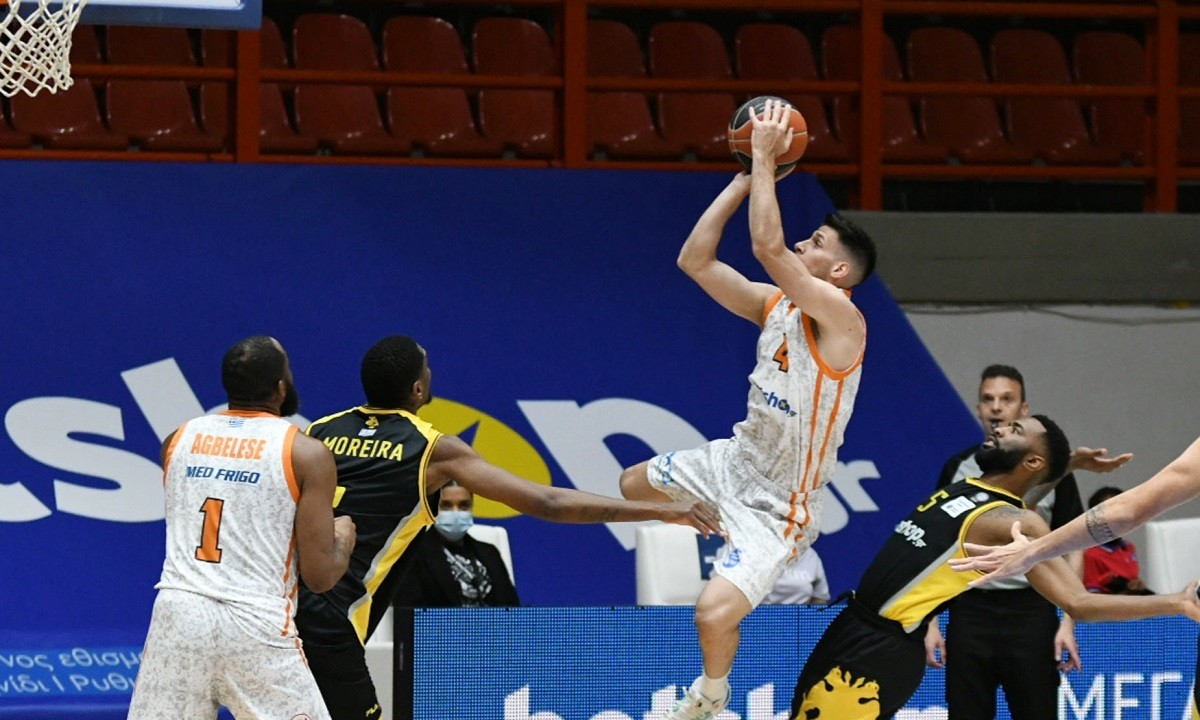 Basket League: Η βαθμολογία μετά τις νίκες Προμηθέα και Λαυρίου