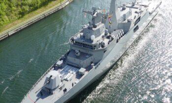 Φρεγάτες: Τα πλοία ενδιάμεσης λύσης καθορίζουν σε μεγάλο βαθμό το παιχνίδι αφού και οι Γερμανοί μπήκαν γερά στην διεκδίκηση των φρεγατών.