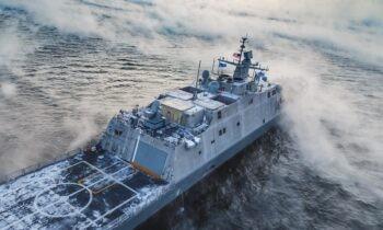 Φρεγάτες: Το Ελληνικό Πολεμικό Ναυτικό θα αποκτήσει οκτώ MMSC λένε οι Ισραηλινοί από την Lockheed Martin αναφέρει ισραηλινό σάιτ.