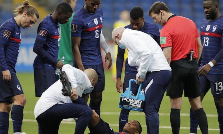 Μάντσεστερ Γιουνάιτεντ – Μαρσιάλ: «Σοκ» με τον τραυματισμό του!