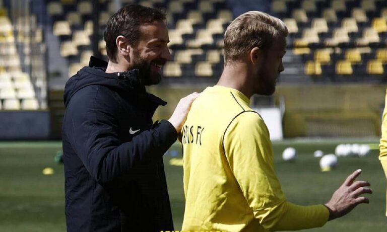 Μάντζιος: «Χαρισματικός ο Μήτρογλου, εξαιρετικός ποδοσφαιριστής ο Ιωάννου» (vid)