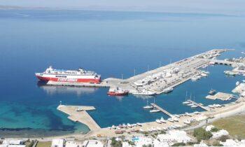 Κορoνοϊός - Μύκονος: Η πανδημία «πολιορκεί» το κυκλαδίτικο νησί του, για αυτό και δήμος προσφέρει δωρεάν rapid tests σε όσους φτάνουν στο λιμάνι.