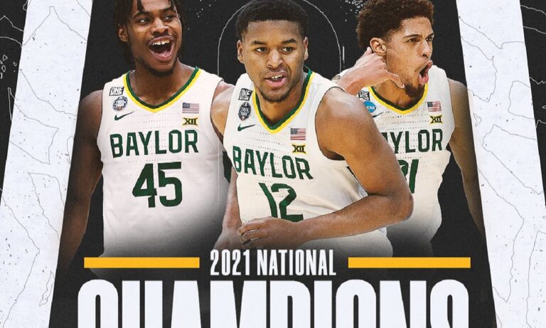 NCAA: Έσπασε το αήττητο του Gonzaga το Baylor και πήρε την κούπα (vid)