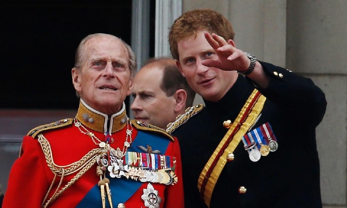 Πρίγκιπας Χάρι: Η εκπληκτική ομοιότητα με τον παππού του, Πρίγκιπα Φίλιππο