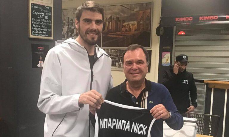 Νίκος Ρασκόπουλος ΠΑΟΚ
