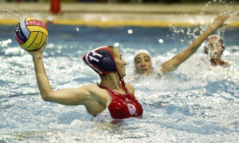 Πόλο: «Σαρωτικός» ο Ολυμπιακός ενόψει Ουίπεστ