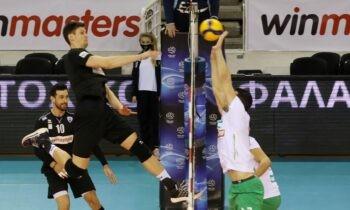ΠΑΟΚ Παναθηναϊκός Volley League