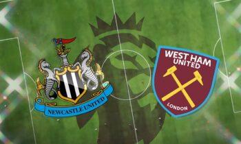 Νιουκάστλ - Γουέστ Χαμ LIVE: Μία πολύ ενδιαφέρουσα αναμέτρηση για την 32η αγωνιστική Premier League.