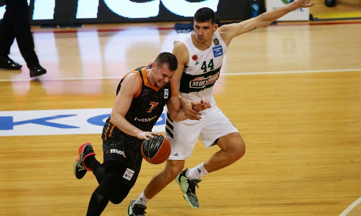 Basket League: Αλλαγή ώρας στο Προμηθέας- Παναθηναϊκός