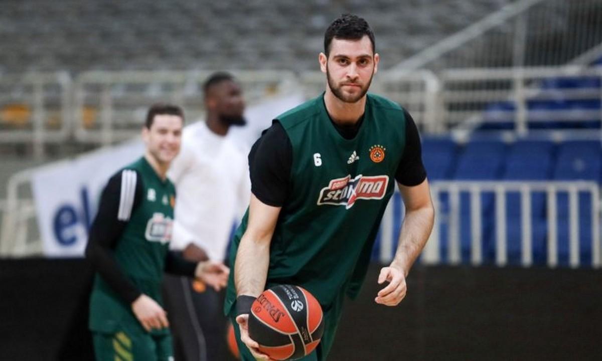 Παπαγιάννης: «Δεν θα σκεφτούμε την ταλαιπωρία, πάμε να κερδίσουμε στην Λιθουανία»