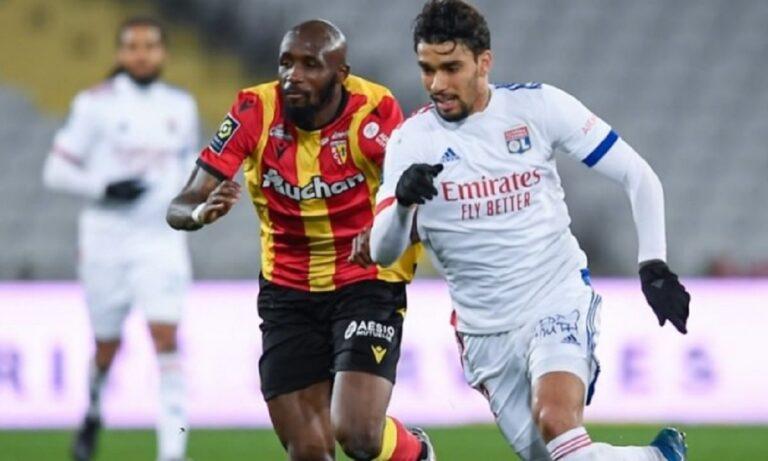 Λανς - Λιόν 1-1: Την έσωσε ο Πακετά (vid)