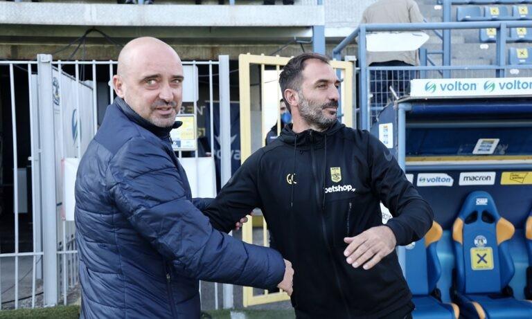 Ράσταβατς: «Είμαστε ανταγωνιστικοί σε όλα τα ματς»