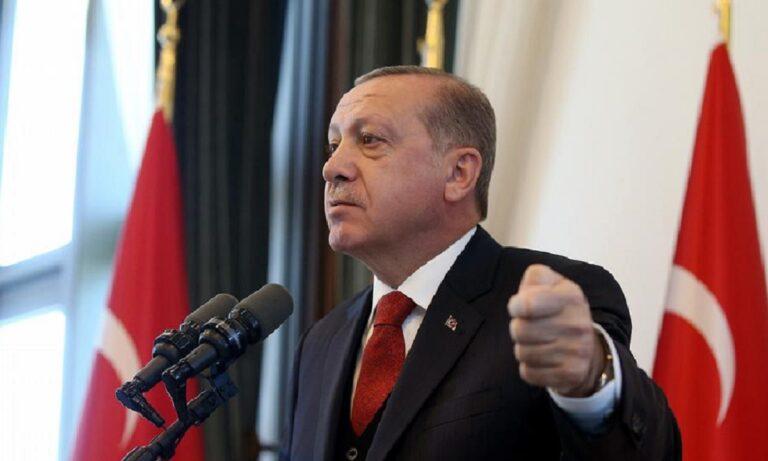 Ερντογάν – Νέες απειλές: «Αν χρειαστεί θα επέμβουμε στην Κύπρο»