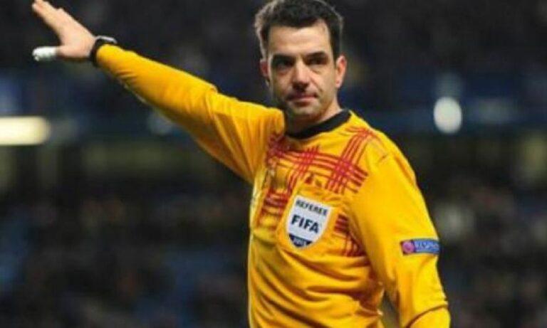 Super League: Σκοπιανός διαιτητής στο ΠΑΟΚ-Ολυμπιακός! Εσθονός στη Λεωφόρο