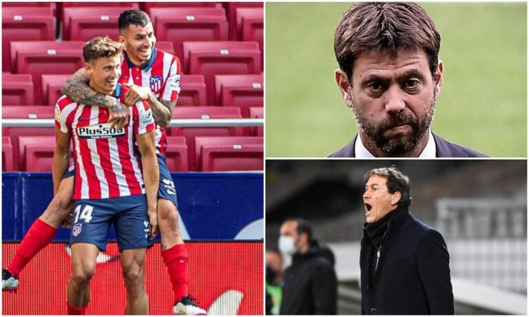 Football Europe: Ο «λάκκος», η τρελή κούρσα και ο Ανιέλι