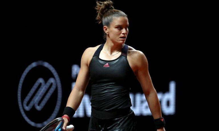 Madrid Open: Η «πρώτη» της Μαρίας Σάκκαρη
