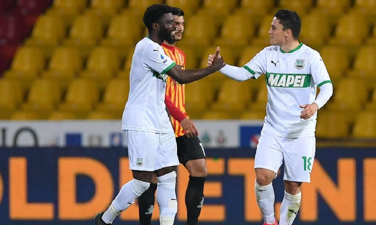 Μπενεβέντο – Σασουόλο 0-1: Ένα αυτογκόλ ήταν αρκετό (vid)