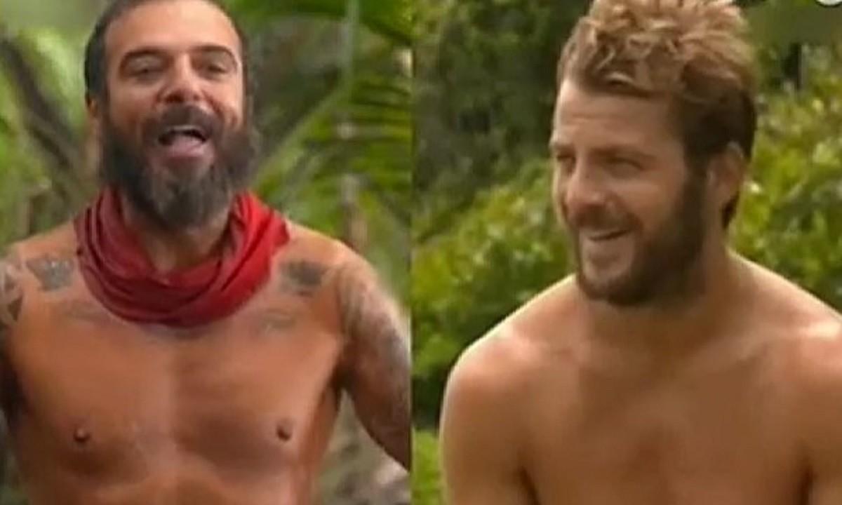 Survivor – Τριαντάφυλλος: Ντοκουμέντο! Όταν έκραζε τον Ντάνο… (vid)