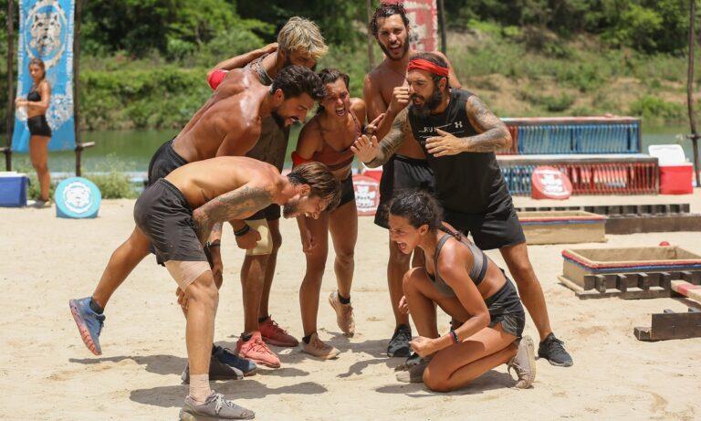 Survivor διαρροή 25/4: ΟΡΙΣΤΙΚΟ! Αυτή η ομάδα κερδίζει το έπαθλο φαγητού!