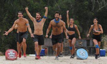 Survivor spoiler 11/4: Ακόμα ένα έπαθλο ετοιμάζεται να κερδίσει η μπλε ομάδα!